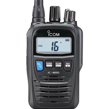 Icom M85UL Handheld VHF/Land Mobile Intrinsically Safe Radio