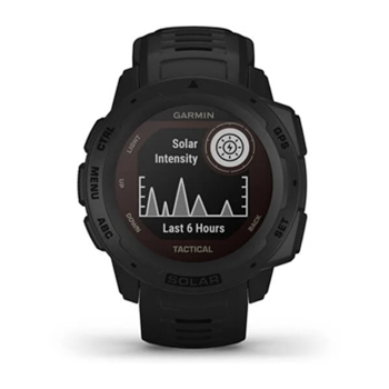 Garmin Instinct Solar Tactical Edition Black