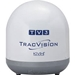 KVH TracVision TV3 Satellite TV with IP Enabled TV Hub