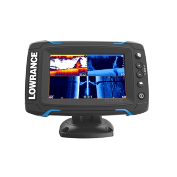 Lowrance Elite 5Ti Mid/High/DownScan with C-Map Pro