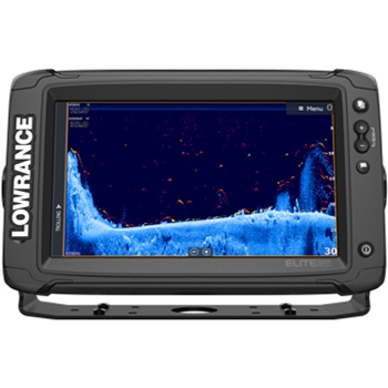 Lowrance Elite 9 Ti2 with C-MAP Lake Charts