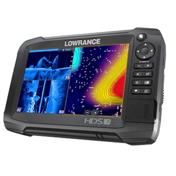 Lowrance HDS7 Carbon without Transducer
