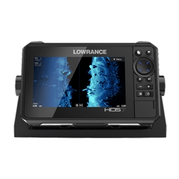 Lowrance HDS-7 LIVE with Transducer