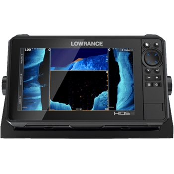 Lowrance HDS-9 LIVE with Transducer