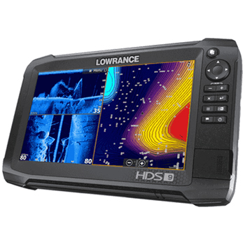 Lowrance HDS9 Carbon without Transducer