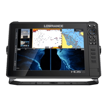 Lowrance HDS-12 LIVE without Transducer