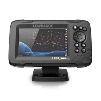 Lowrance HOOK Reveal 5 with US Inland Lakes and Splitshot Transducer