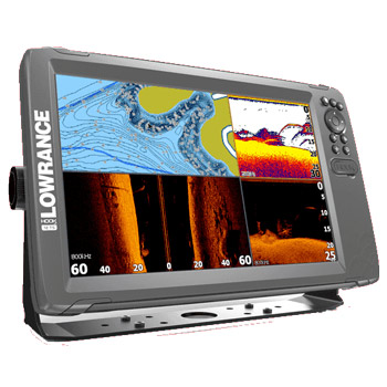 Lowrance HOOK2 12 TripleShot with Navionics