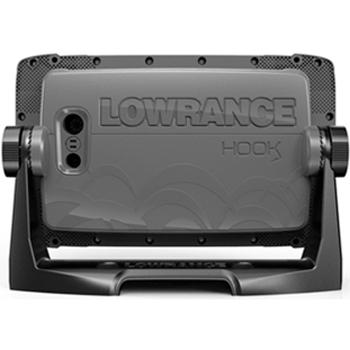 Lowrance HOOK2 7x SplitShot Fishfinder