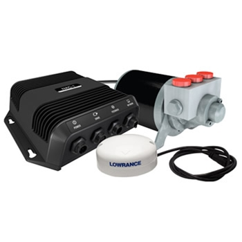 Lowrance Outboard Hydraulic Autopilot Pack