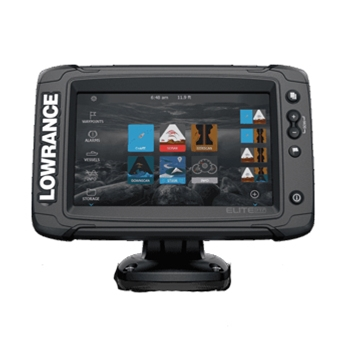 Lowrance Elite 7 Ti2 with CMap Lake Charts