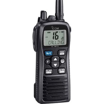 Icom M73 Handheld VHF Marine Radio