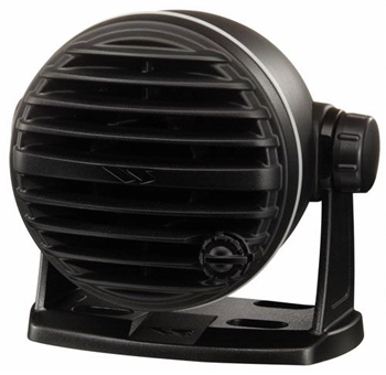 Standard Horizon MLS 310 External Speaker with Amplifier - Black
