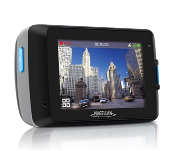 Magellan MiVue 638 DashCam with Touchscreen Display