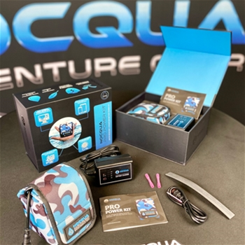 Nocqua 10Ah Pro Power Kit for Electronic Devices