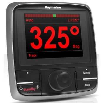 Raymarine P70R Autopilot Display for Power Boats