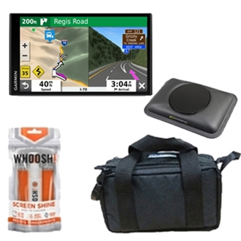 Garmin RV 780 RV GPS Value Bundle