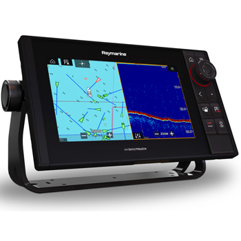 Raymarine Axiom Pro 9 RVX with Navionics Plus Mapping