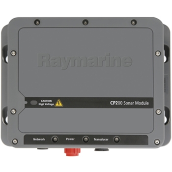 Raymarine CP200 SideVision Sonar Module with CPT-200 Transducer