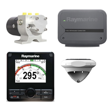 Raymarine Evolution EV150 Autopilot with Pump