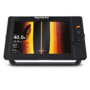 Raymarine Element 12HV with NAV+ Maps and HV100 Transducer
