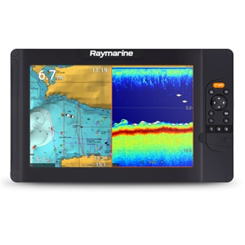 Raymarine Element 12S with LNC2 Charting