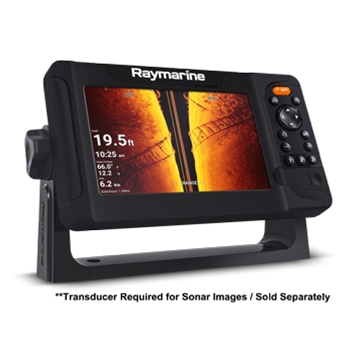 Raymarine Element 7HV with NAV+ Maps