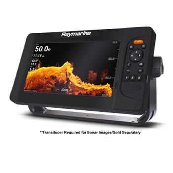 Raymarine Element 9HV with NAV+ Maps
