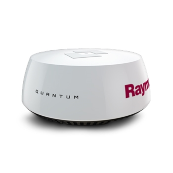 "Raymarine Quantum Q24C 18"" Wired CHIRP Radar"