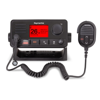 Raymarine Ray63 Fixed Mount VHF with GPS