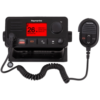 Raymarine Ray73 Fixed Mount VHF with GPS, AIS and Loudhailer