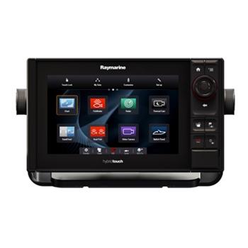 Raymarine eS97 GPS/Fishfinder, WiFi, Lighthouse Charting
