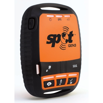 SPOT Gen 3 Satellite Messenger