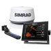 Simrad GO7 XSR with TotalScan Transducer, 3G Radar and Navionics+