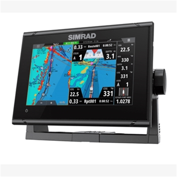 Simrad GO7 XSR with TotalScan Transducer