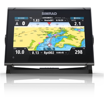 Simrad GO9 XSE with Active Imaging Transducer and HALO20+ Radar