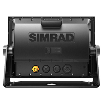 Simrad GO12 XSE with Navionics+ and C-Map Insight Pro Charts