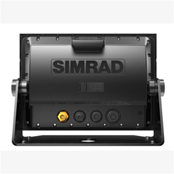 Simrad GO12XSE With TotalScan Transducer And 3G Radar Bundle