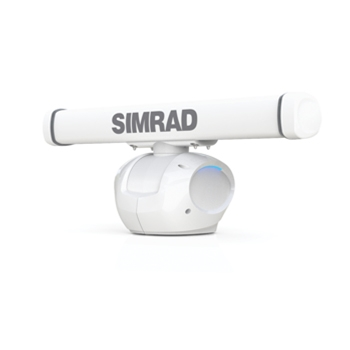 Simrad Halo-3 Pulse Compression 3' Open Array Radar
