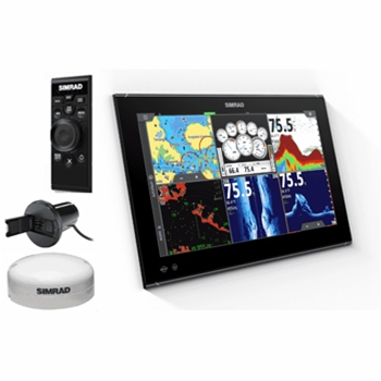 Simrad NSO 16 EVO3 System Pack