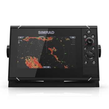 Simrad NSS7 Evo3 Chartplotter Fishfinder with Insight Mapping