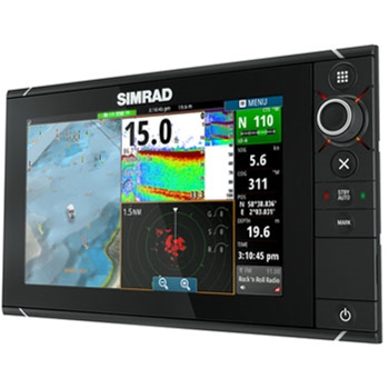 simrad nss9 evo2 chartplotter fishfinder mfd the gps store, Fish Finder