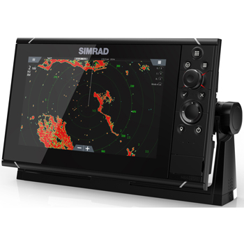 Simrad NSS9 evo3 Chartplotter Fishfinder with Insight Mapping