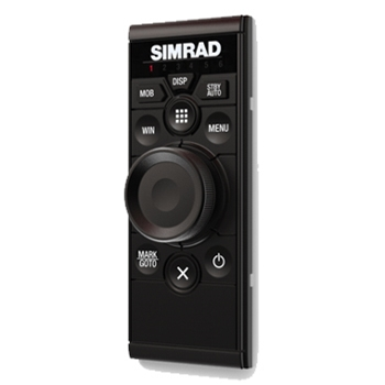 Simrad OP50 Wired Remote - Portrait