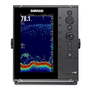 "simrad s2009 9"" chirp fishfinder the gps store, Fish Finder"