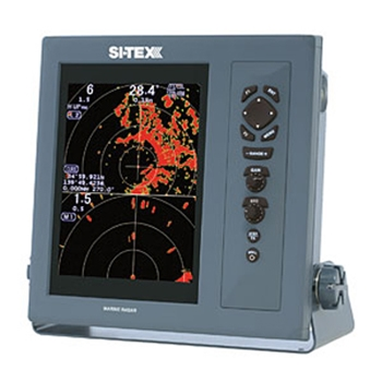 Si-Tex T-2040-3 4kW Color Radar with 3.5' Open Array