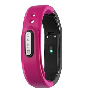 Soleus Thrive Fitness Band with HRM