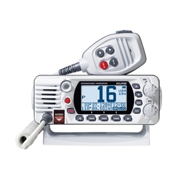 Standard Horizon GX1400 Eclipse VHF Radio – White