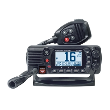 Standard Horizon GX1400G Eclipse VHF Radio – Black