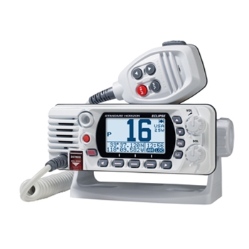 Standard Horizon GX1400G Eclipse VHF Radio – White